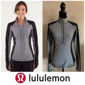 Lululemon U-turn mini peque reversible pullover
